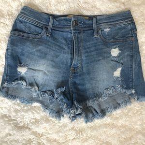 Hollister High-rise Shorts